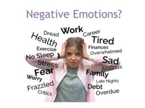 Negative Emotions Impact Life